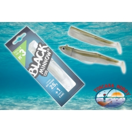 Black Minnow 120 Fiiish Combo Off Shore 25 gr size 3