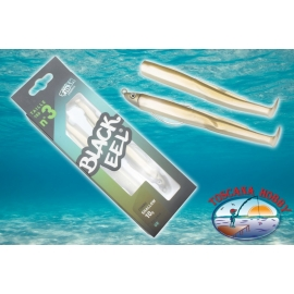 Lures Silicone Black EEL 150 Fiiish Combos Shallow 10 gr (BE1252) BM.3B