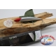 Artificiale Minnow VIPER, 13cm-20gr. suspending, colore: argento, rosso. FC.V49
