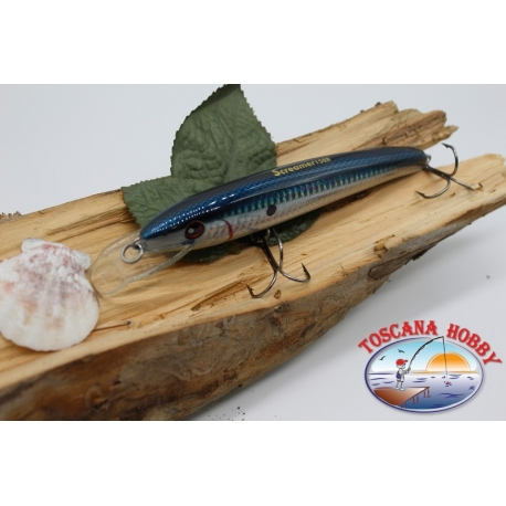 Artificiale Minnow VIPER stile Rapala, 15cm-27gr. spinning e traina. FC.V51