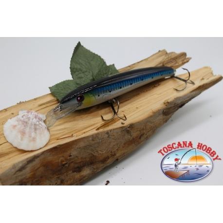 Artificiale Minnow VIPER stile Rapala, 15cm-27gr. colore: sugherello. FC.V54