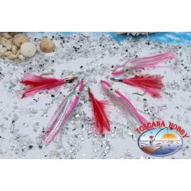 Kit Traina 3 Octopus/hook Size 4/0 Colibri. CB402