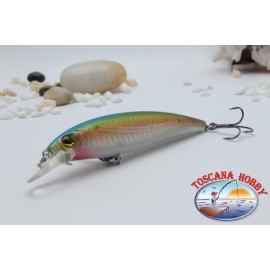 Minnow Viper tipo Rapala 10 cm-14gr Floating col. light blue.AR.404