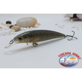 Minnow Viper type Rapala 10 cm-14gr Floating col. spotted.AR.433