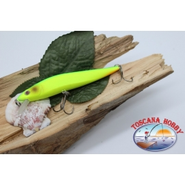 Artificiale Minnow VIPER Vision10,5cm-10,8gr Suspending col.yellow/green FC.V232