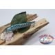 Artificielles-De-VIPÈRE Vision10,5cm-10,8 gr Suspension col.le tigre/bleu FC.V237