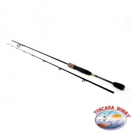 Caña de pescar a Spinning DLT Tabula Rasa Spin 3-20 gr - 2,40 mt. CA.19