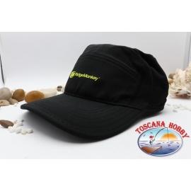 Ridgemonkey Hat, 5 panel Cap noir.TL14