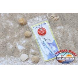 Eddystone EEL Anguillina art Raglou Trolling und spinnfischen meer 14 cm. 2 stk.AR.567/A