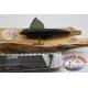 Artificiale Minnow Viper stile Rapala, 15cm-27gr. col. nero picchiettato. FC.V63
