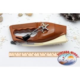 Bolsillo de la barra de Pescadores para el hielo de los años '60.CL.64