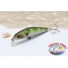 Artificial Minnow VIPER 6.5 cm - 4,75 gr. Floating, col: tiger green.AR.652