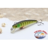 Artificial Minnow VIPER 6.5 cm - 4,75 gr. Floating, col: tiger yellow.AR.654