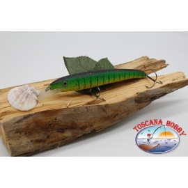Pececillo Artificial Viper estilo de Rapala, 15cm-27gr. col. la rana de tauro. FC.V74