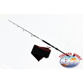 Caña de pescar SILSTAR Carbodynamic 1.80 m -30 Lbs.FC.CA75