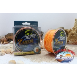 Fishing line to reel the PANTHER MARTIN Zeus 250 mt. Multicolor F. 58