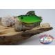 Señuelos artificiales Liplesses con bolas de metal, de 6,5 cm-15gr. col.verde. FC.V104