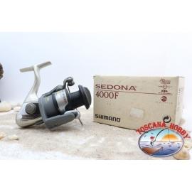 SHIMANO Sedona 4000 F reel Aerocast 3000X with box