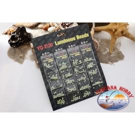Perline luminose pesca Yo-Zuri cartella da 20 bustine ST.69