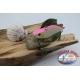 Señuelos artificiales Liplesses con bolas de metal,6,5 cm-15gr.col.rosa/blanco.FC.V121