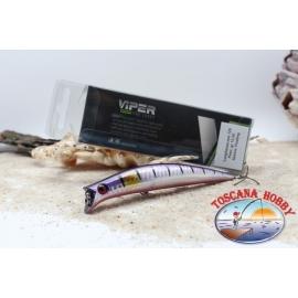 Señuelos artificiales Viper Minnow efecto, DT, 12 cm - 12 gr. Flotante AR.595