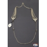 Necklace silver 925 Holy Spirit Jewelry CL3517 Waltz