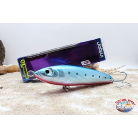 Artificial lures JATSUI GT Minnow 15cm, 60 grams Blue Sardine Red Belly