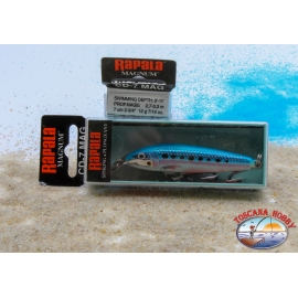 Lures Rapala Magnum, with pallet base, steel, CD-7, 12gr, sinking, AR.741