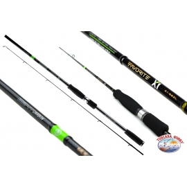 Fishing rods Spinning Favorite X1 shaft high modulus carbon 2 pieces