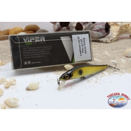 Artificial lures Viper, Spinning by 8 cm, 6 g, Sinking