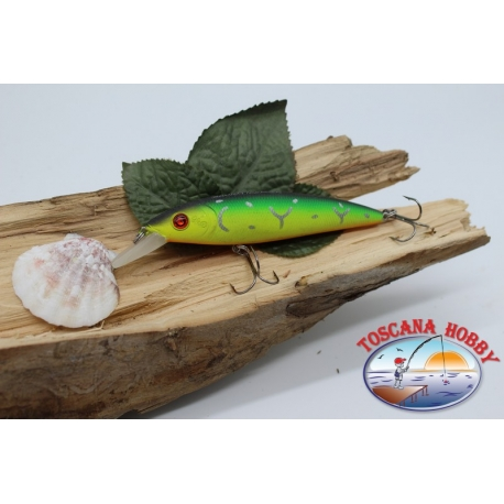 Artificial Lures Classic 10cm-17gr. floating, col. jamaica. FC.V144