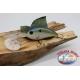 Künstliche Big Crank Viper mit kugeln metall 9cm-46gr.floating. FC.V146