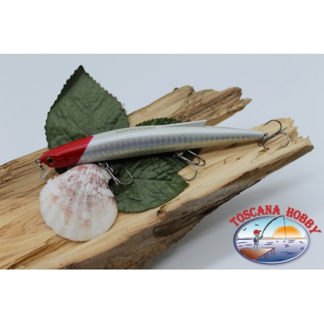 Artificial Minnow Jerk Viper 12,5 cm-13,5 gr Sea Floating with the.holographic FC.V291