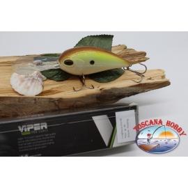 Artificiale Big Crank Viper con sfere metalliche 9cm-46gr.floating. FC.V152