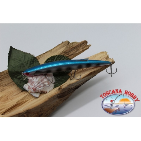 Artificiale Minnow Jerk Viper 12,5cm-13,5gr Mare Floating col. maculato FC.V292