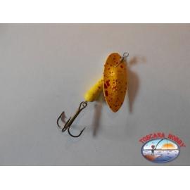 Cucchiaini Pesca Panther Martin, rotante, 15 gr., R.102