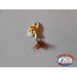 Teaspoons Peach Panther Martin, rotary, 2 gr., R. 121