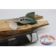 Künstliche Big Crank Viper mit kugeln aus metall, 9cm-46gr. floating. FC.V159