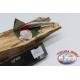 Artificial Minnow Sweet Viper 12,5 cm-18gr Sinking col.red head FC.V299