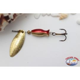 Teaspoons Fishing, Mepps Aglia Long Rotating, mis. 1, R. 187