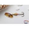Teaspoons Fishing, Mepps Aglia Long Rotating, 12 gr. R. 186