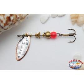 Cucharillas de Pesca, Mepps Aglia Largo, rotación, mis. 0