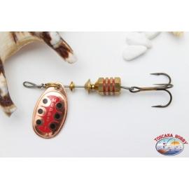Cucharillas de Pesca, Mepps Aglia de rotación, mis. 1