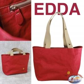 Borsa Donna Eco-sostenibile - Vegan-friendly - Mod. EDDA - Fondo 9 PRINCIPALE