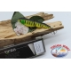 Artificial jointed 3 piece Viper 9,5 cm-18gr Floating col.yellow striped FC.V307