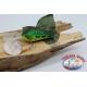 Artificial Crank, 8cm-28gr. floating, col. bullfrog, spinning. FC.V167