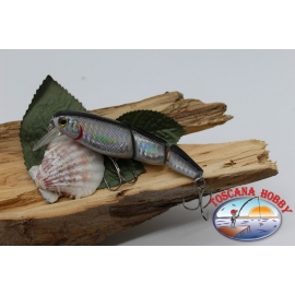 Minnow jointed 3 piece Viper 9,5 cm-18gr Floating col. mullet FC.V309