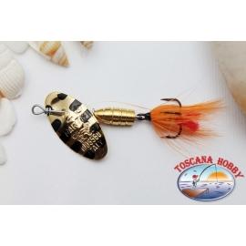 Cuchara de pesca Pantera Martin-rotación de gr. 2,00 R. 50