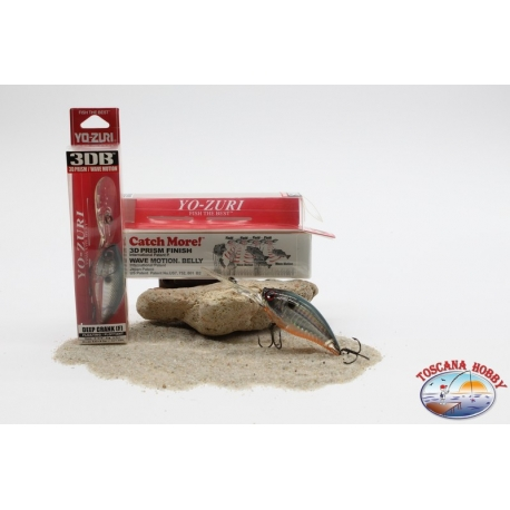 Artificial bait Yo-Zuri Deep Crank 70mm 21gr Floating