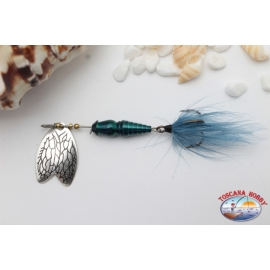 Teaspoons Fishing, Mepps Thunder Bug, rotating, mis. 2, R. 232